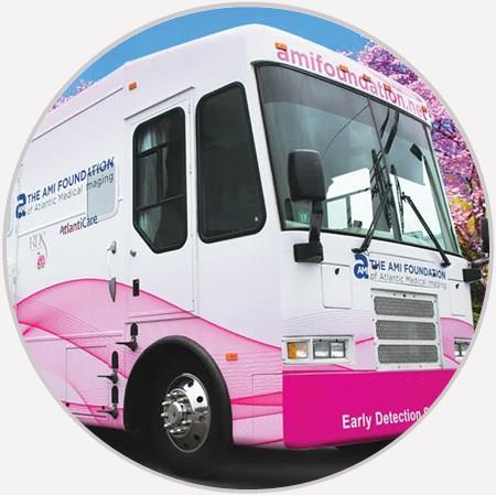 Mobile Mammography Van