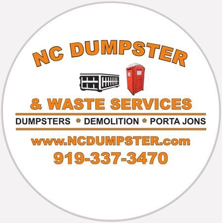 NC Dumpster